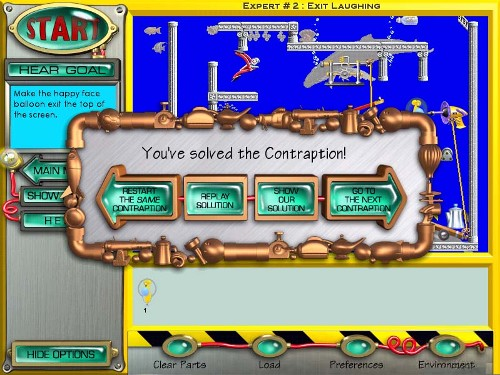 The Incredible Machine: Even More Contraptions (Mac) - My ...