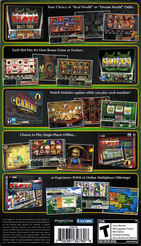 Reel Deal Casino Game