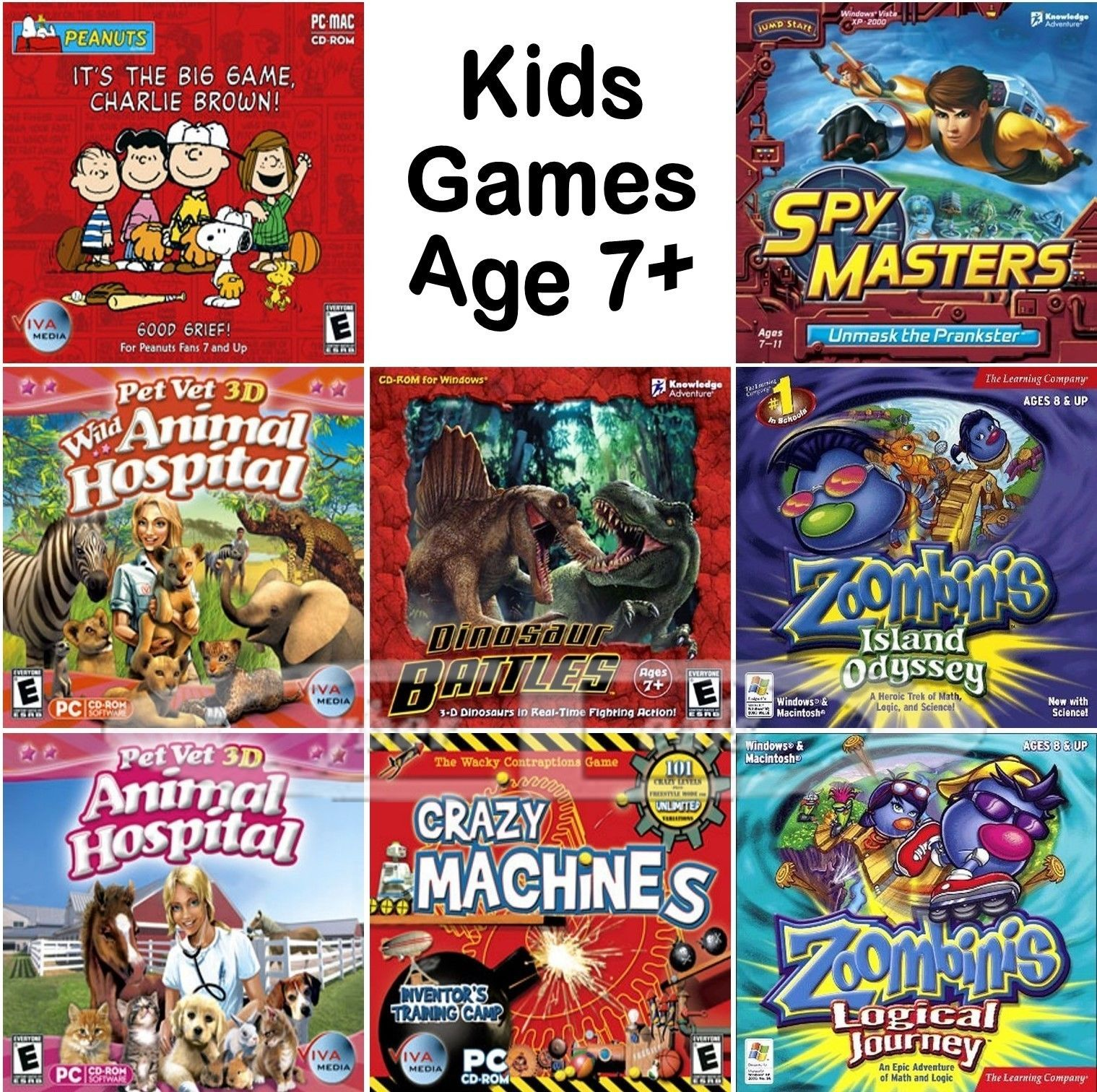 Free Kids Games Age 8 Years - Free downloads and reviews ...